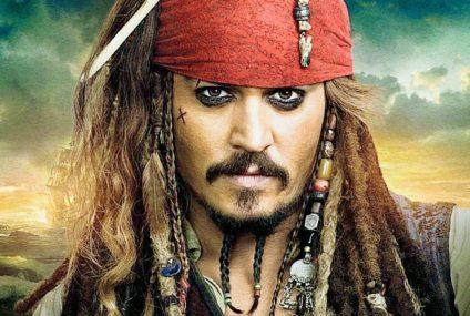 Johnny Depp se comportaba en la vida real como Jack Sparrow, según su ex guardaespaldas