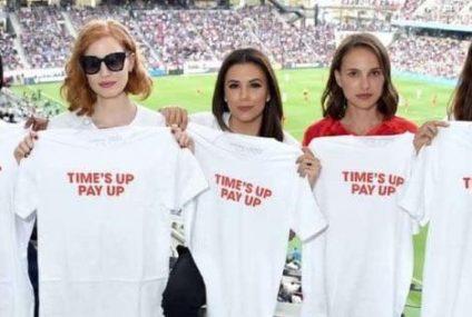 Natalie Portman y Eva Longoria fundan equipo de futbol