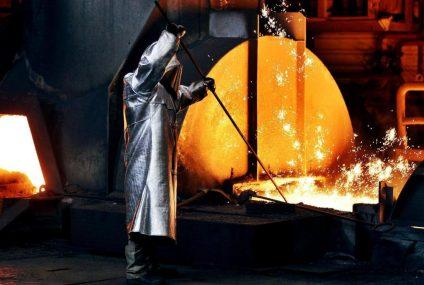 México busca atraer siderúrgicas de Asia con T-MEC