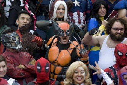 Comic-Con festeja de manera virtual sus 50 años