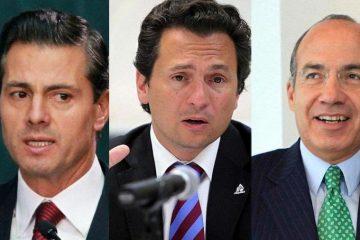 Con denuncia de Lozoya tienen que declarar Peña y Calderón: AMLO