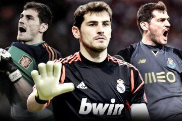 Iker Casillas anuncia su retiro del futbol