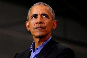 """Barack Obama: """"Trump solo ha usado el poder de la Casa Blanca para beneficiarse a sí mismo y a sus amigos"""""""