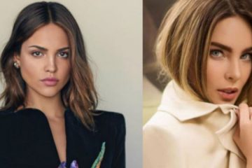 Eiza González rechaza comparación misógina con Belinda