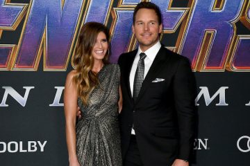 Chris Pratt y Katherine Schwarzenegger dan la bienvenida a su primer hijo
