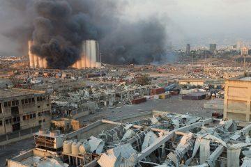 Tras el desastre en Beirut, suma adhesiones una petición para que El Líbano vuelva a ser colonia francesa por diez años