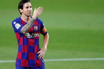 Barcelona: Messi se puede ir libre solo si deja de jugar una temporada