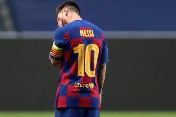 Messi se va del FC Barcelona: A través de un fax, así lo informó al club catalán