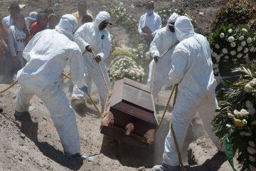 Suman 463 defunciones por Covid en Chiapas: SSa