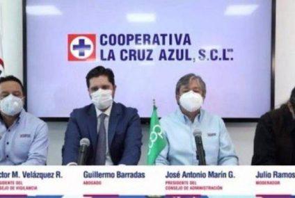 Cooperativa La Cruz Azul denuncia ante FGR a Billy Álvarez por desvío de recursos