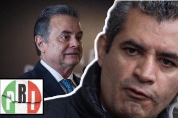 Dos expresidentes del PRI, entre los investigados por caso Lozoya
