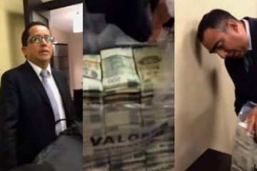 Caso Lozoya. «Es para llevar nosotros control»; la transcripción completa del video de los fajos de billetes