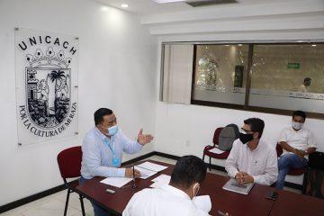 Creará UNICACH Instituto de Investigación en Campus Villacorzo