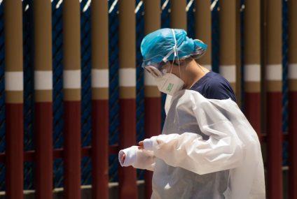 Chiapas, con menor número de casos de Coronavirus