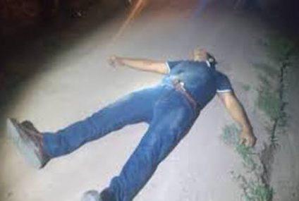 Identifican a hombre ejecutado en la terracería en Chiapa de Corzo