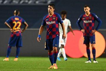 Reporte: Koeman ya le avisó a Luis Suárez y Arturo Vidal que no cuenta con ellos