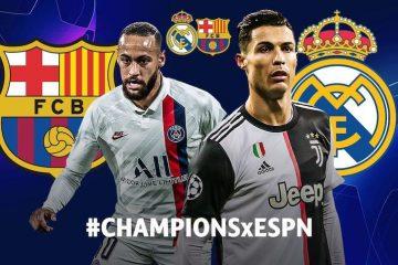 Champions League: ¿Quién tiene mayor presión, Messi, CR7, Neymar o Lewandowski?