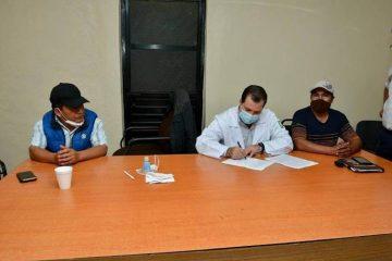 Liberan a 15 retenidos en Huixtán derivado de accidente en Oxchuc