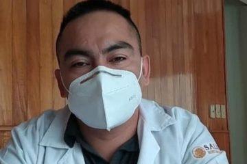 Me arrodillo ante el pueblo de México: médico en prisión domiciliaria en Chiapas