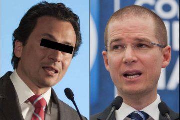 Lozoya dio 6 millones de pesos a Ricardo Anaya, asegura en denuncia