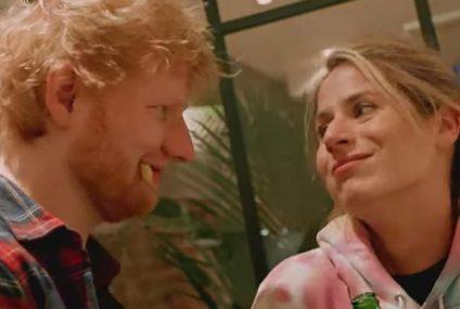 Ed Sheeran y Cherry Seaborn anuncian el nacimiento de su primer bebé