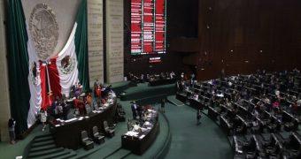 Diputados eliminan fuero presidencial, la reforma pasa al Senado