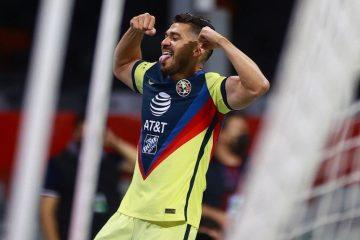 América se burla de Chivas con el gol de Henry Martín a Mazatlán
