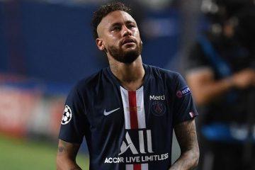 Neymar, positivo de Covid-19 en el Paris Saint-Germain