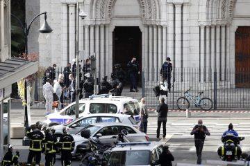Atentado terrorista en Francia deja tres personas muertas; una víctima fue decapitada
