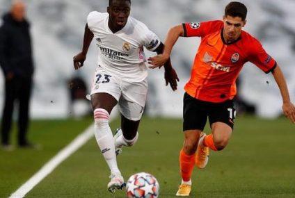 Real Madrid sufre polémica derrota ante el Shakhtar en Champions