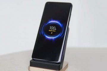 Xiaomi 80W carga inlámbrica, superando lo existente