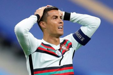 En Italia acusan a Cristiano Ronaldo de violar los protocolos anti-Covid