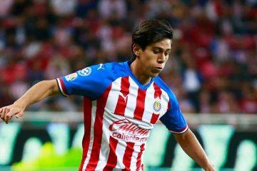JJ Macías, baja de Chivas por lesión y no juega ante Pumas