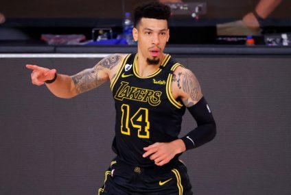 Fans de los Lakers firman petición para que Green no reciba anillo de campeón