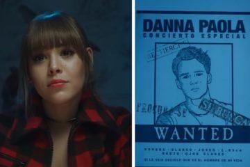 """""""Ya apareció"""": después de dos años, Danna Paola encontró al joven que inspiró """"Oye, Pablo"""""""
