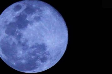 La asombrosa Luna Azul aparecerá en el cielo la noche de Halloween; así la podrás ver