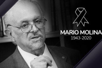 Muere Mario Molina, premio Nobel de Química en 1995