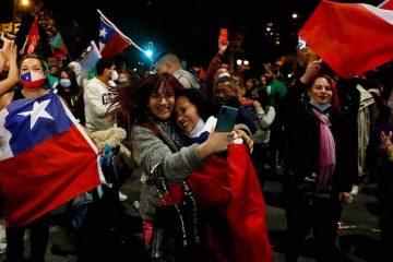 Chile inicia inédito proceso para reescribir su Constitución