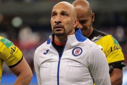 Cruz Azul está cerca del título, el presagio de óscar «Conejo» Pérez
