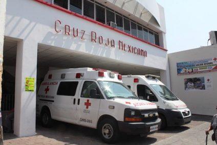 """La Cruz Roja se está """"muriendo"""" en Tuxtla"""