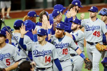 ¡Mexicanos heroicos! Triunfo de González y rescate de Urías para título de Dodgers