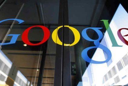 EU demanda a Google; ve razón