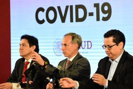 México registrará más casos de coronavirus por cambio de metodología