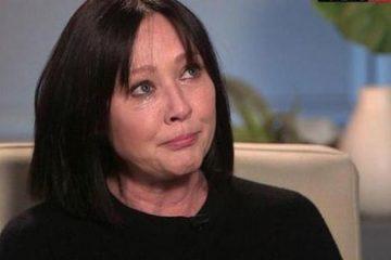 """La actriz de Beverly Hills 90210 Shannen Doherty habló sobre su cáncer terminal: """"No estoy lista para morir"""""""