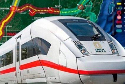 Gobierno modifica Tren Maya para que 40% de la ruta se mueva mediante energía eléctrica