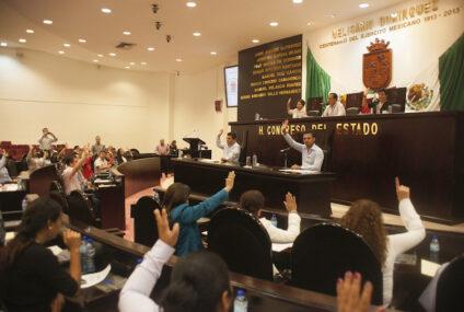 Congreso aprueba presupuesto de Chiapas para el 2021