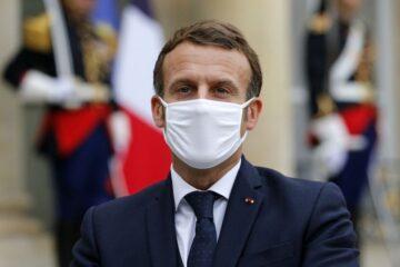 Emmanuel Macron, presidente de Francia, da positivo a Covid-19