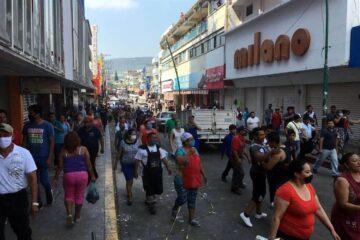 La población sigue vulnerable frente a la pandemia: Secretaría de Salud