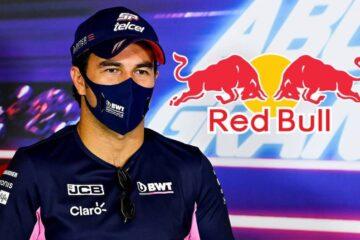 """Checo Pérez confirmó que correrá con Red Bull Racing en 2021: """"Estoy feliz"""""""