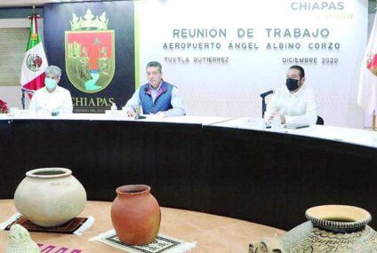 Aeropuerto ofrece desarrollo turístico y económico: REC